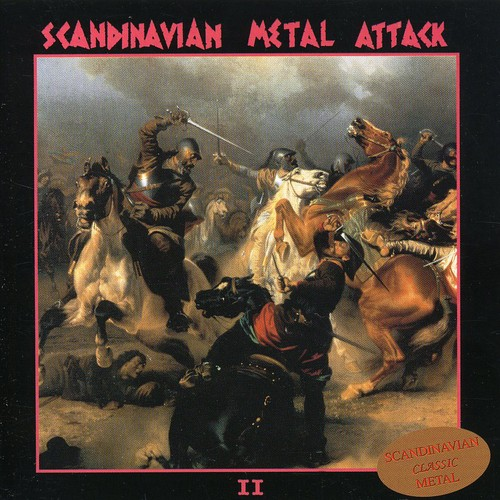 Scandinavian Metal Attack, Vol. II [Import]