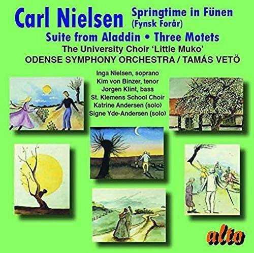 Nielsen: Springtime In Funen - Suite From Aladdin