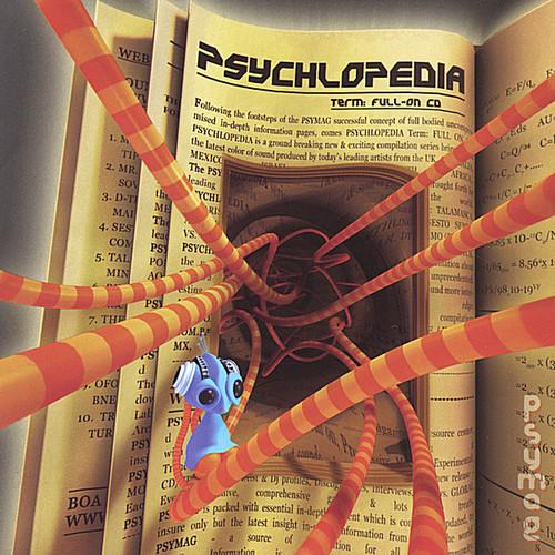 Psychlopedia Term: Full on CD /  Various