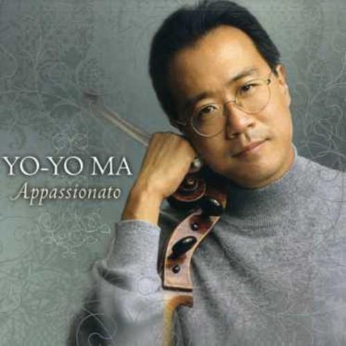 Yo-Yo Ma-Appassionato