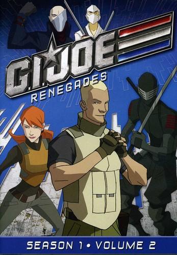 Gi Joe Renegades: Season 1: Volume 2