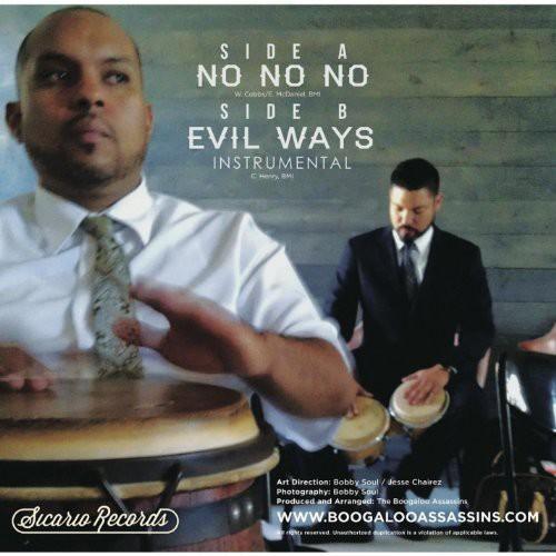 No No No B/ W Evil Ways (Instrumental)