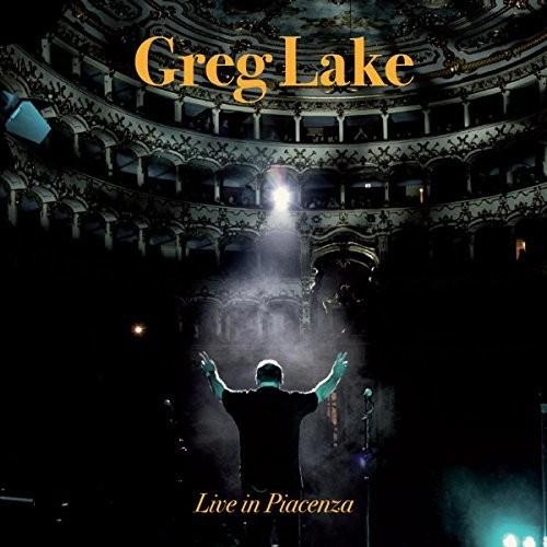 Greg Lake - Live In Piacenza (Ita)
