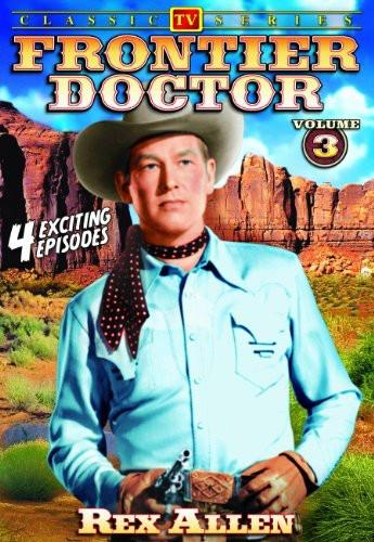 Frontier Doctor: Volume 3