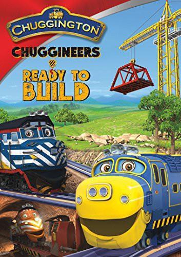 Chuggington: Chuggineers Ready to Build