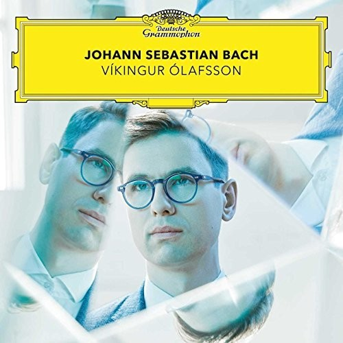 Vikingur Olafsson - Johann Sebastian Bach [LP]