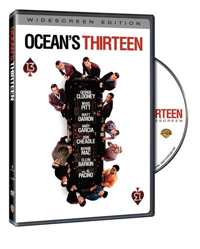 Clooney/Pitt/Damon/Gould - Ocean's Thirteen