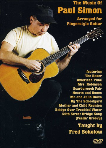 The Music of Paul Simon Arranged for Fingerstyle Guitar