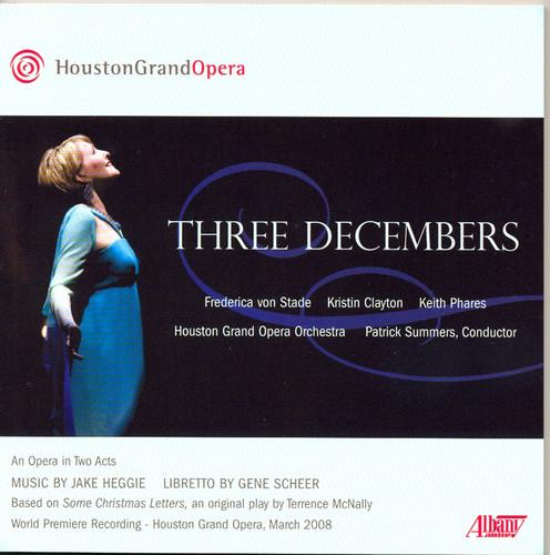 Three Decembers