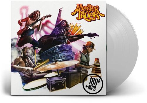 Monster Truck - True Rockers [White LP]