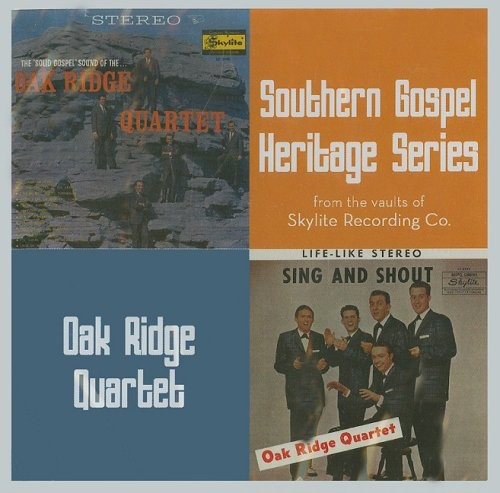 Sing and Shout/ Sold Gospel Sound Of The Oak