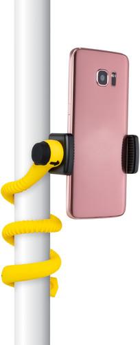 ALLSOP 32047 GEKKOSTICK WITH PHONE HOLDER YELLOW