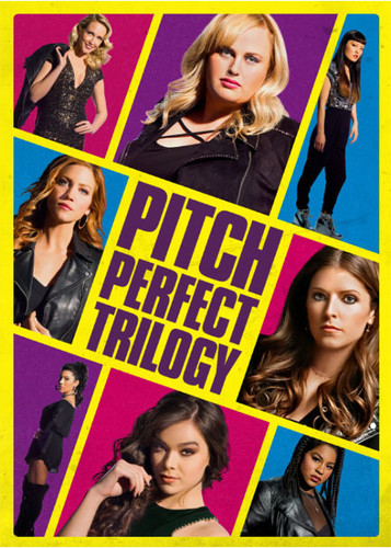 Pitch Perfect [Movie] - Pitch Perfect Trilogy