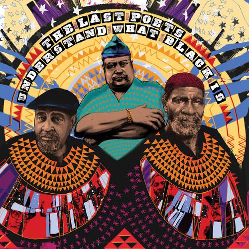 The Last Poets - Understand What Black Is