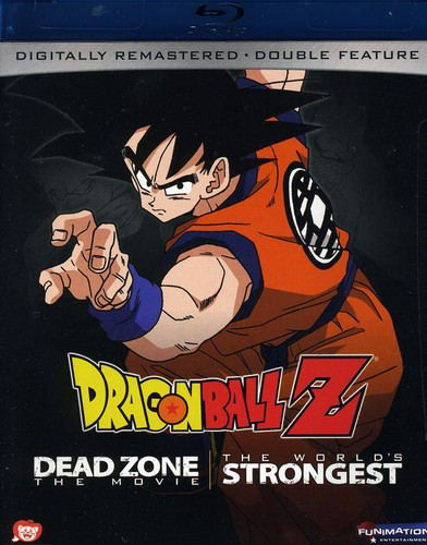 Dragon Ball Z: Movie 1 & 2