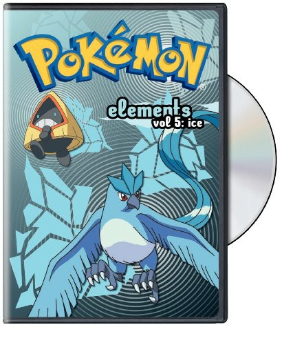 Pokemon Elements: Volume 5 Ice