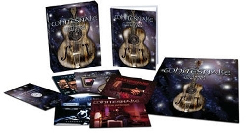 Whitesnake - Unzipped [Super Deluxe Edition]