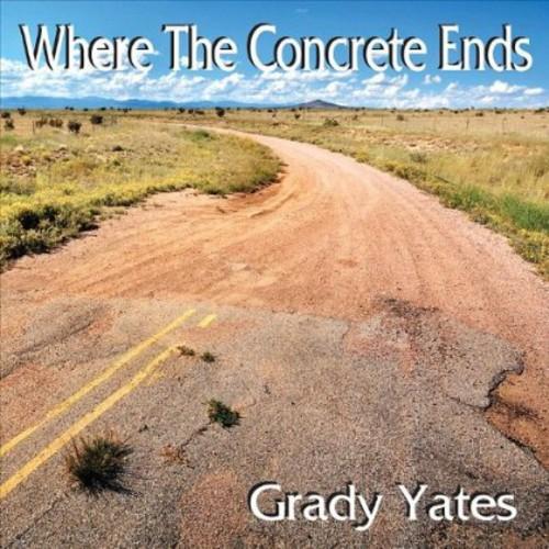 Where the Concrete Ends