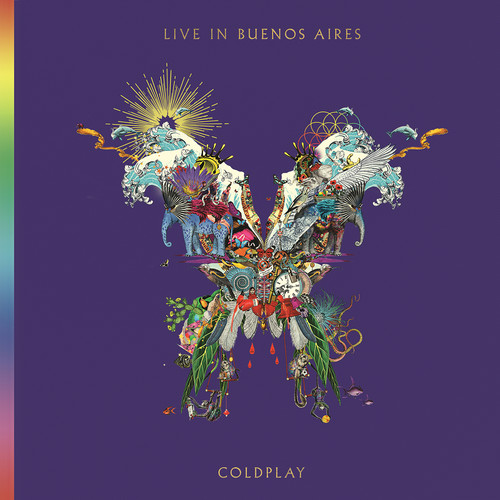 Coldplay - Live In Buenos Aires [2CD]