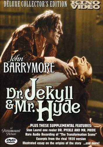 Barrymore/Mansfield/Hurst/Lane - Dr. Jekyll & Mr. Hyde (1920)