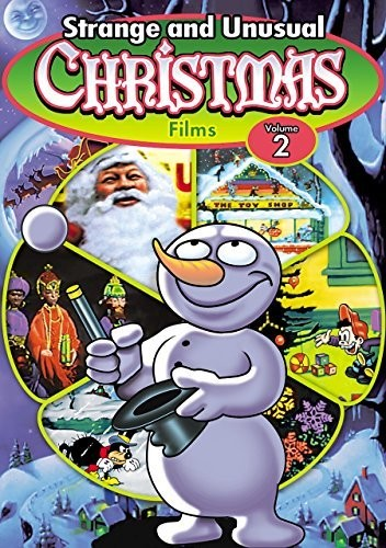 Strange And Unusual Christmas Films Volume 2