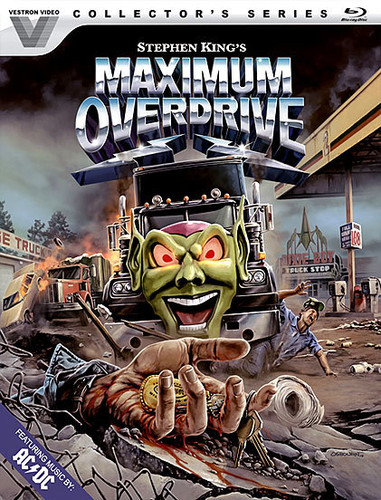 Maximum Overdrive (Vestron Video Collector's Series)