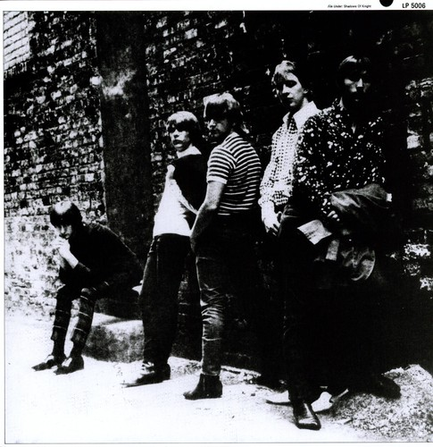 Raw N Alive at the Cellar 1966