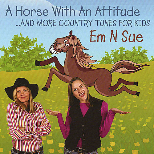 Horse with An Attitude