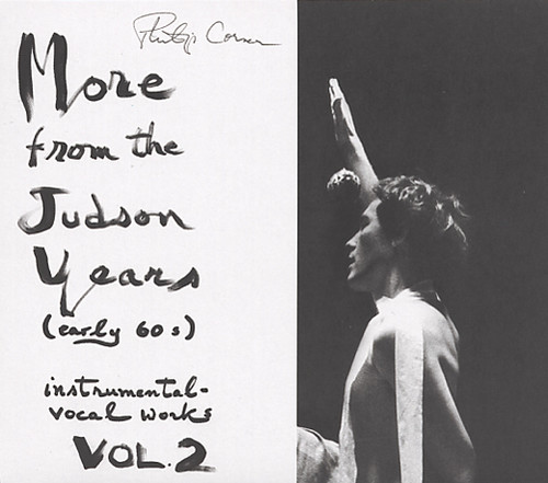 More from the Judson Years (Early 60s) Vocal 2