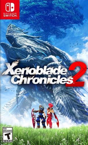 Swi Xenoblades Chronicles 2 - Xenoblades Chronicles 2