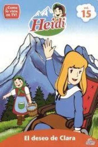Vol. 15-Heidi-El Deseo de Clara [Import]