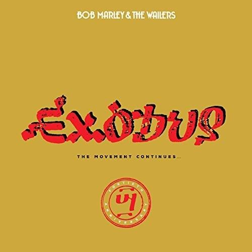 Bob Marley & The Wailers - Exodus - 40 [2CD]