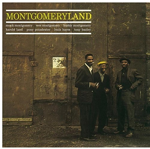 Montgomery Land [Import]