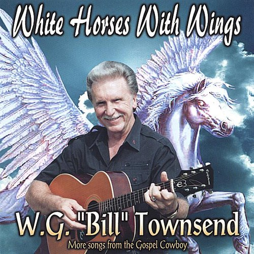 White Horses with Wings