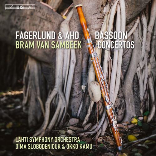 Fagerlund & Aho: Bassoon Concertos