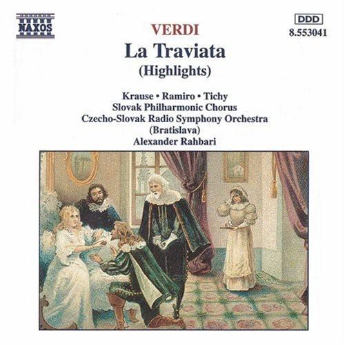 Georg Tichy - La Traviata [Highlights]