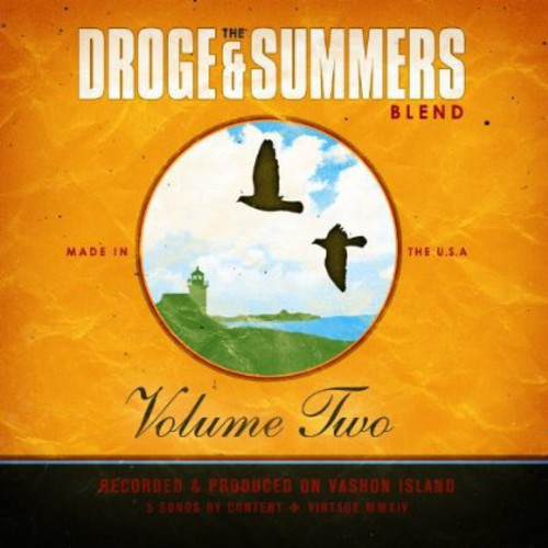 The Droge and Summers Blend - Volume Two