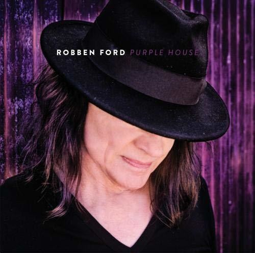 Robben Ford - Purple House [Import]