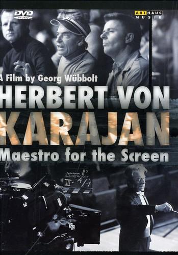 Herbert Von Karajan: Maestro for the Screen