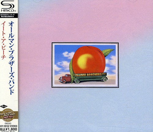 The Allman Brothers Band - Eat A Peach [Import]