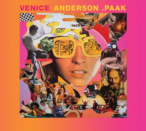 Anderson .Paak - Venice [LP]