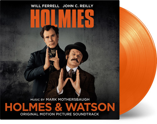 Mark Mothersbaugh - Holmes & Watson (Original Motion Picture Soundtrack) [Limited Edition LP]