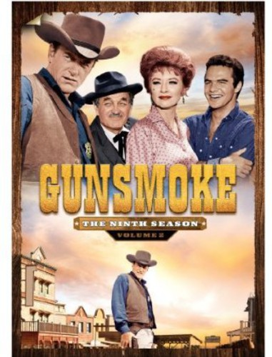 Gunsmoke: The Ninth Season Volume 2