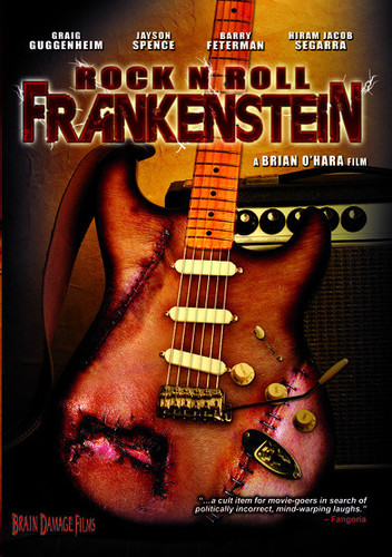 Rock-N-Roll Frankenstein