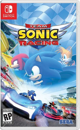 Swi Team Sonic Racing - Team Sonic Racing for Nintendo Switch