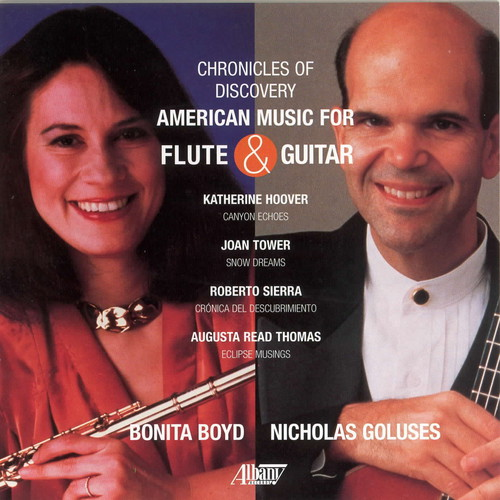American Music for Flute & Guitar