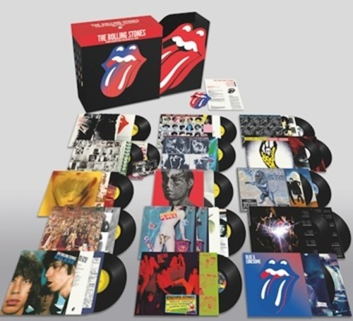 The Rolling Stones - The Rolling Stones - Studio Albums Vinyl Collection 1971-2016 [19LP Box Set]
