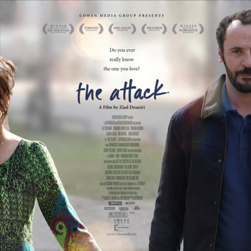 The Attack (Original Soundtrack) [Import]