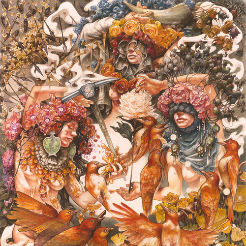 Baroness - Gold & Grey [Cassette]