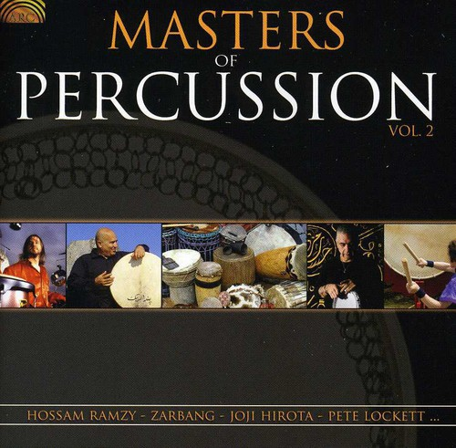 Masters Of Percussion, Vol. 2